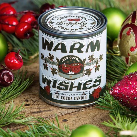 Warm Wishes Candle