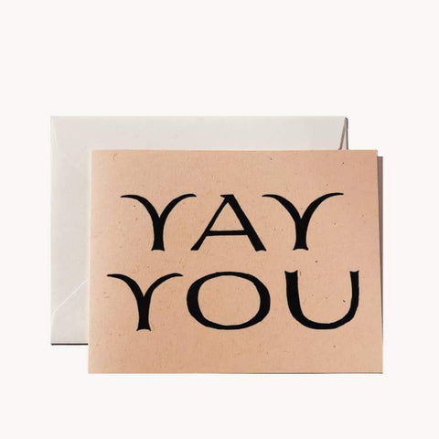 Yay You Card