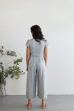 Angela Jumpsuit - Cloud