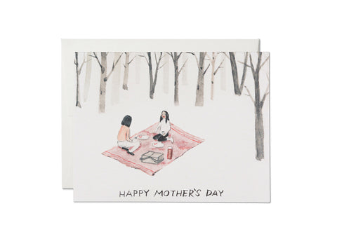 Woodsy Mother's Day Card