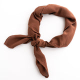 The Scout Scarf - Pecan