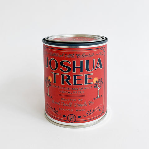 Joshua Tree National Park Candle - 14 oz.