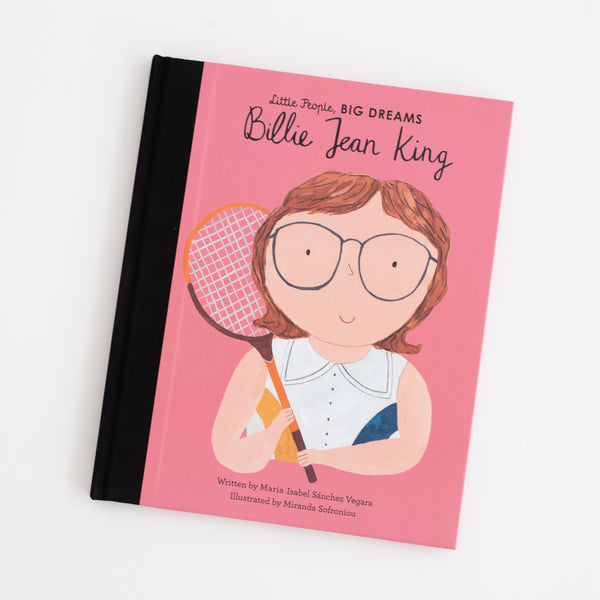 Little People Big Dreams: Billie Jean King