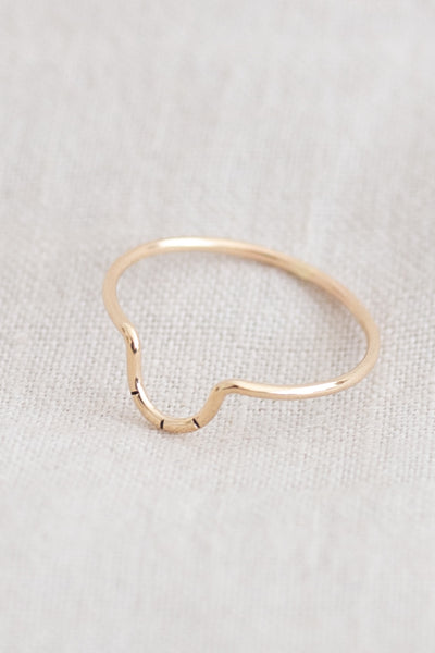 Mini Arc Stacking Ring