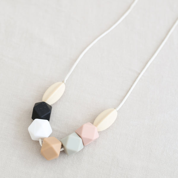 The Audrey Teething Necklace