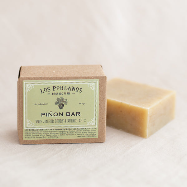 Piñon Bar Soap