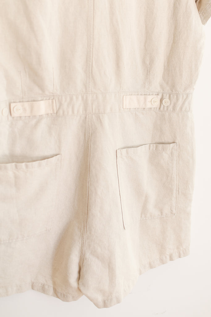 Outerknown S.E.A. Suit Shortall - Natural