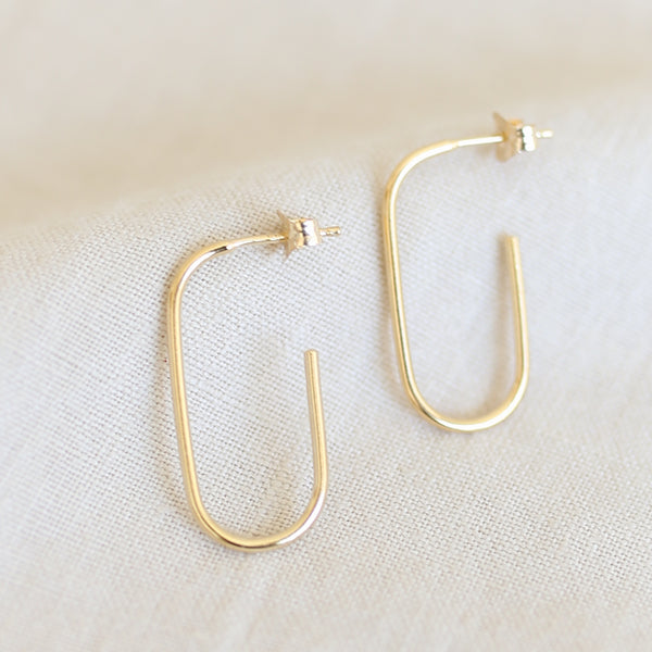 Tulip Hoops - Small