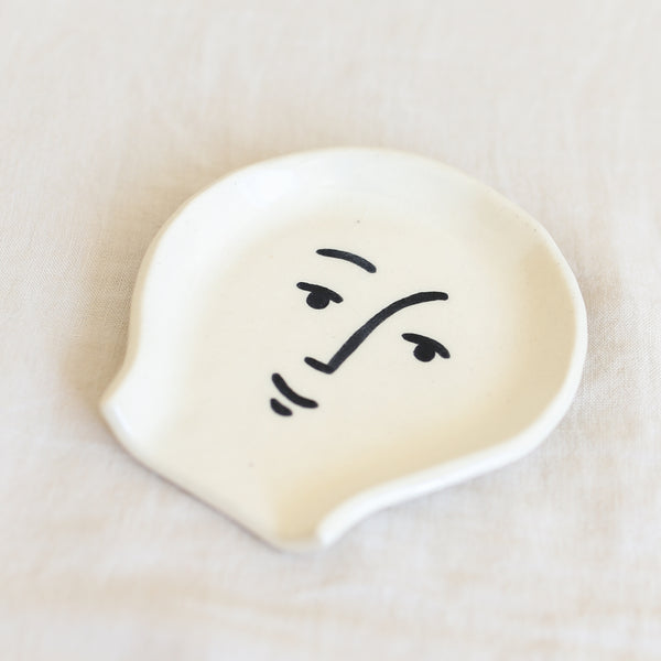 Face Spoon Rest
