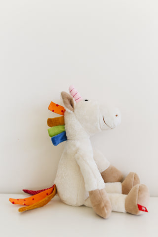 Organic Plush Unicorn