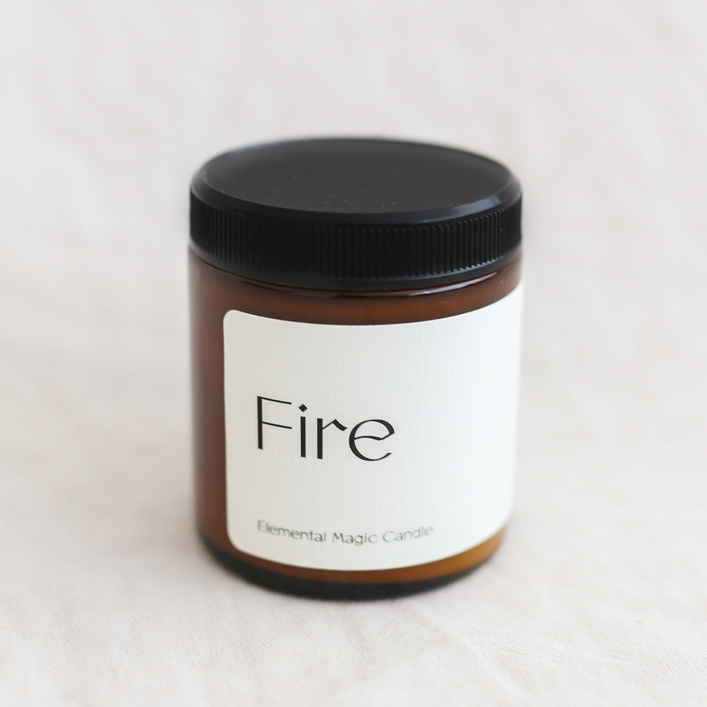 Species by the Thousands Fire Elemental Magic Candle