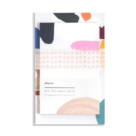 Desk Art Notepad Set - Francis