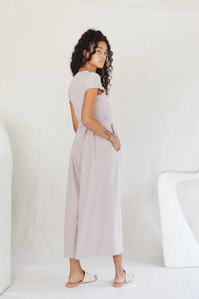 Sugar Candy Mountain Angela Jumpsuit - Lavender