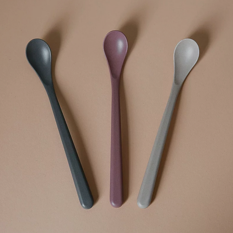 Cool Tone Feeding Spoons