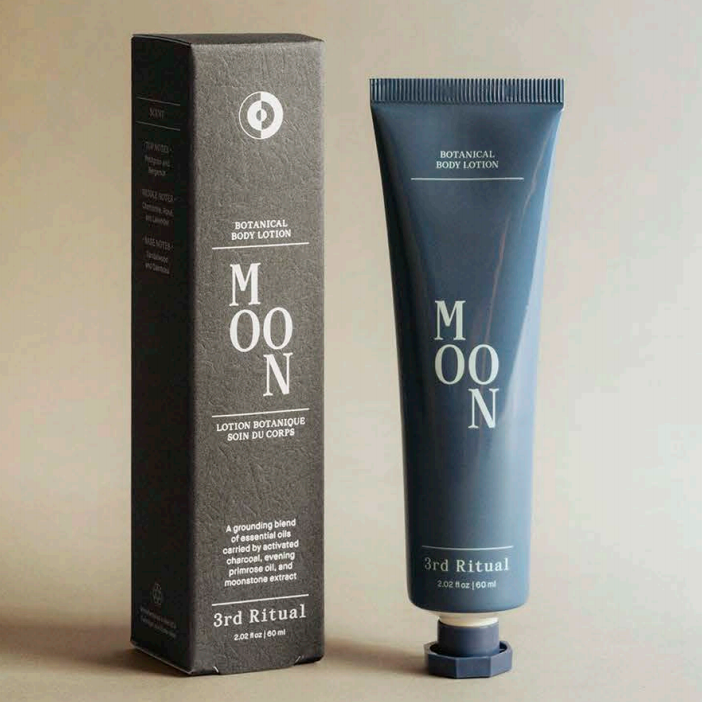 3RD RITUAL Moon Lotion