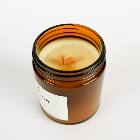 Harlow Smoke Fire Candle