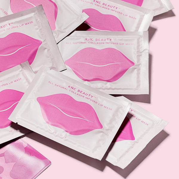 Collagen Infused Lip Mask