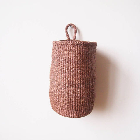 Hanging Storage Basket - Sandstone