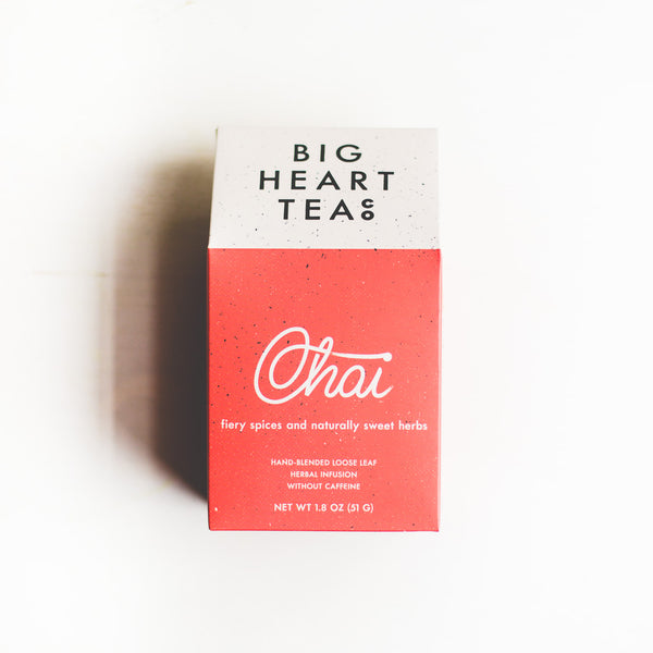 Big Heart Tea Co. - Chai Tea