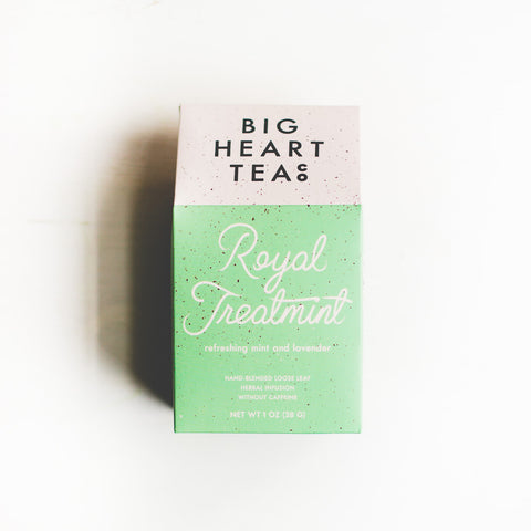 Big Heart Tea Co. - Royal Treatmint Tea