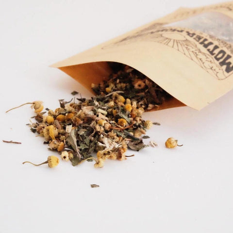 Mellow Belly Herbal Tea