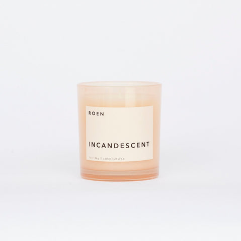 Incandescent Candle