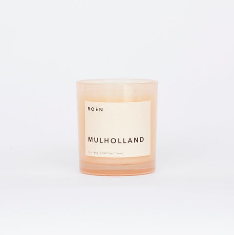 Mullholland Candle