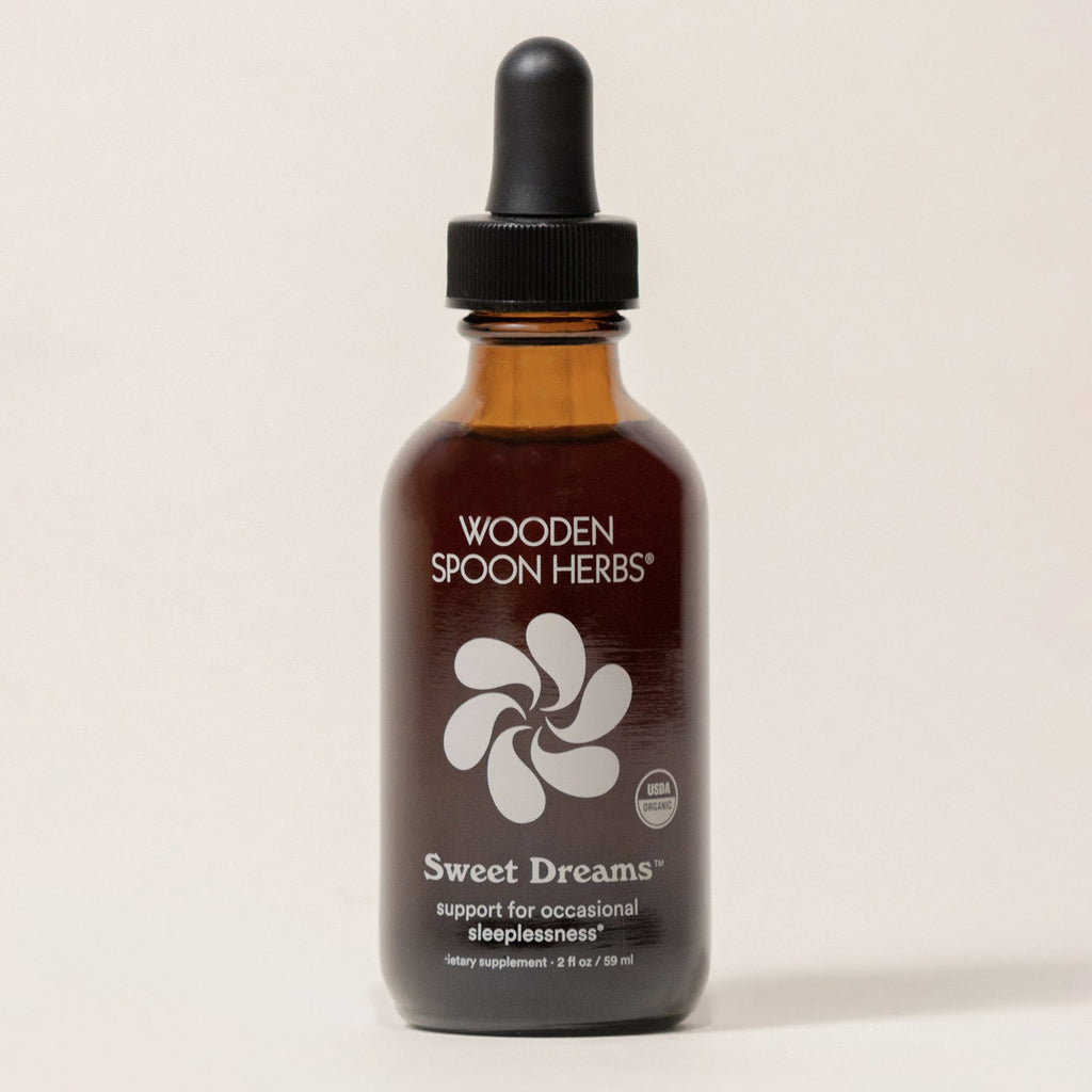 WOODEN SPOON HERBS Sweet Dreams Tincture