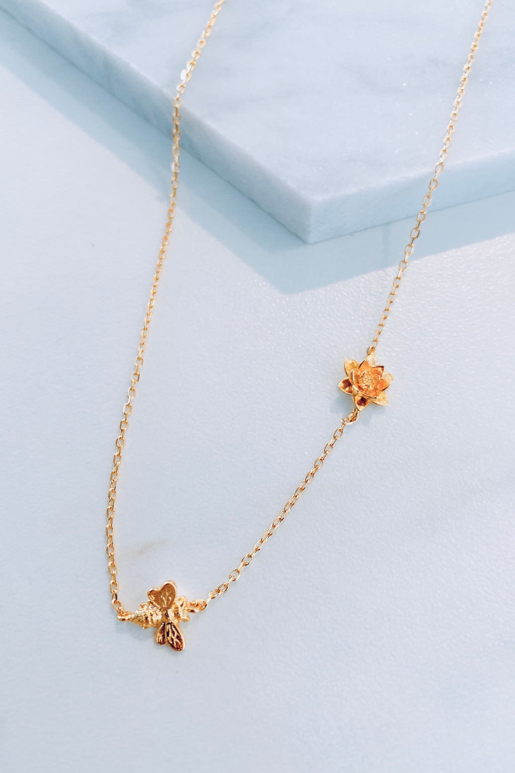 The Bee's Knees Necklace
