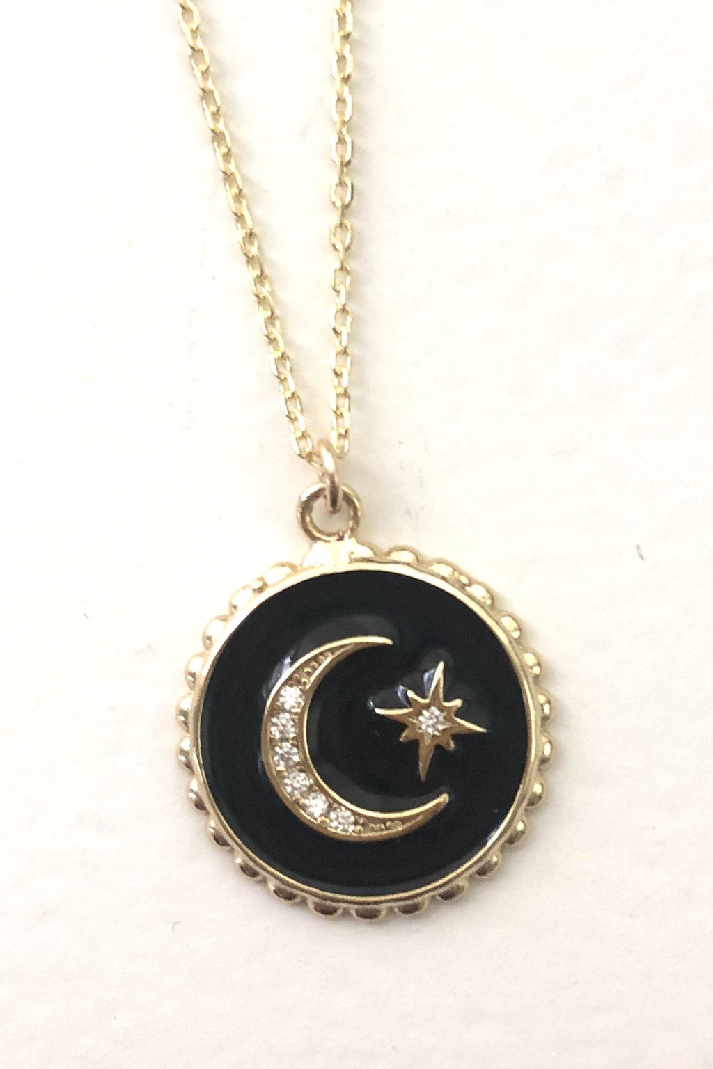Moonlight Dainty Necklace