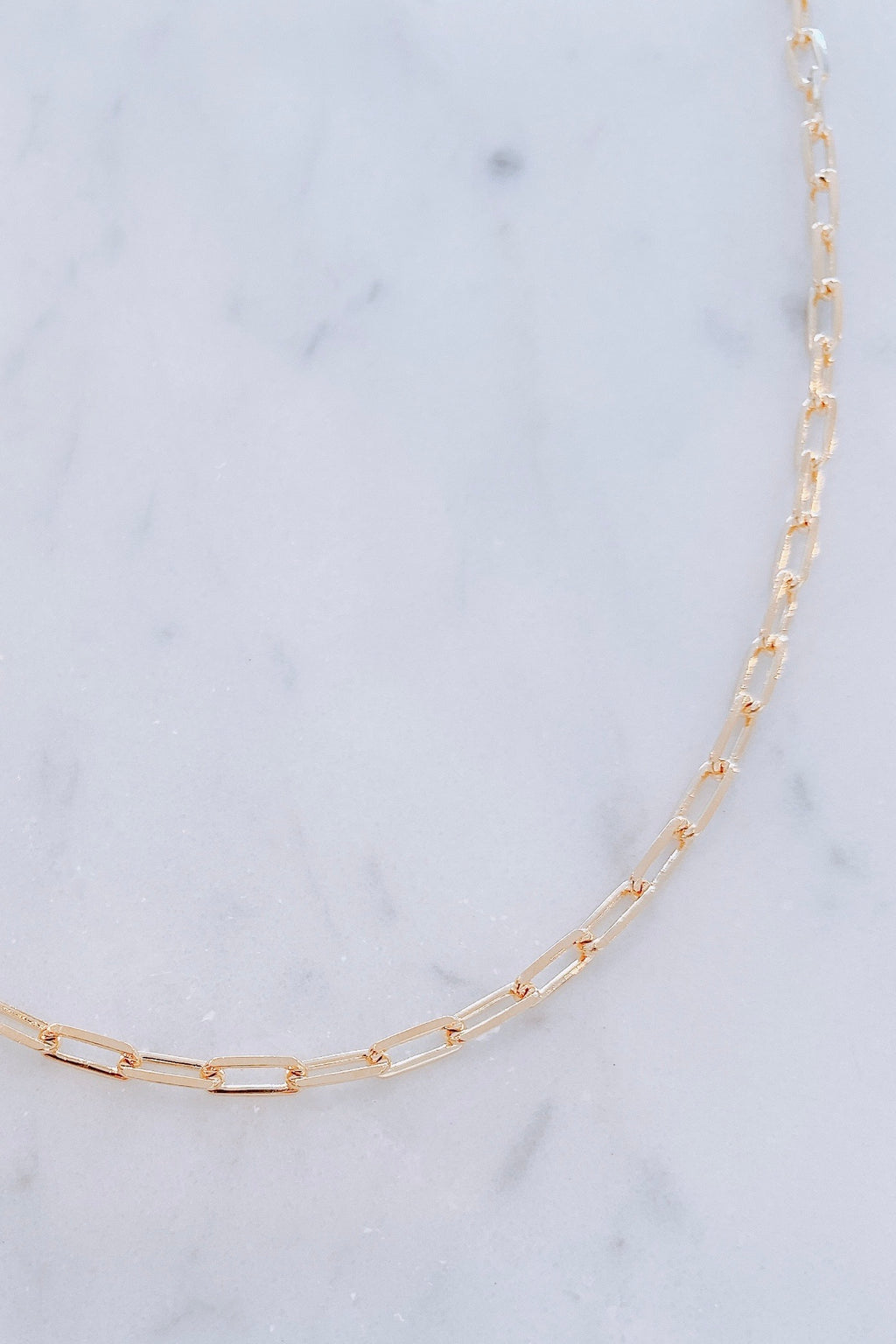"On Repeat 18"" Chain Necklace"