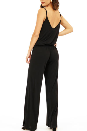 VERONICA M WIDE LEG JUMPSUIT