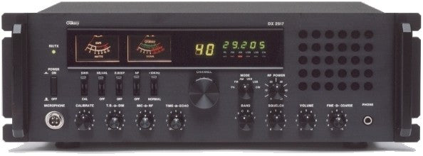 Galaxy DX 2517 Amateur Base Radio