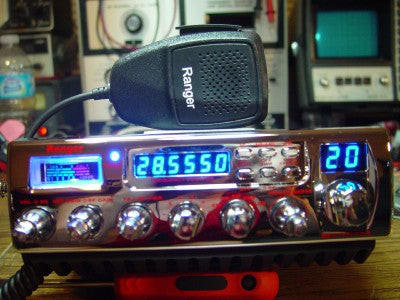 RANGER 69FFB4 amature 10 meter radio