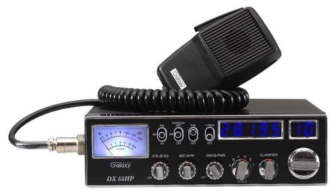 Galaxy DX-55HP Mobile Amateur Radio