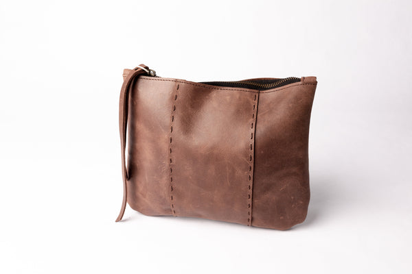 Leather Tote All