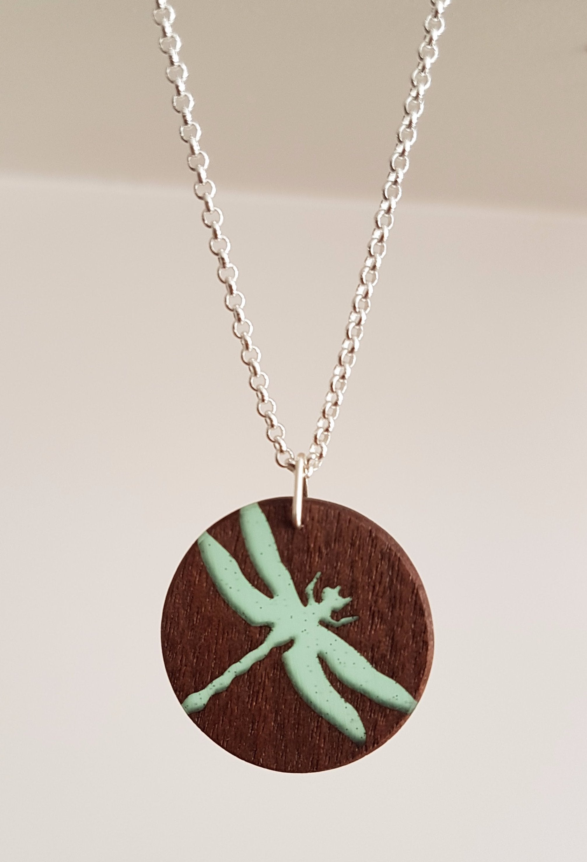 sterling dragonfly necklace products pendant mg turquoise