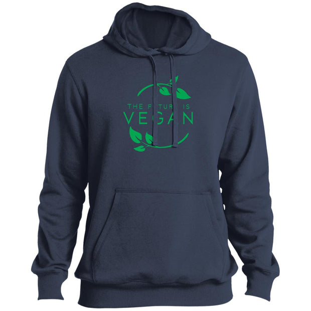 The Future Is Vegan (Men's Hoodie)