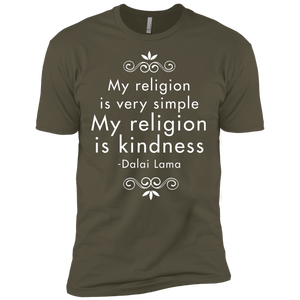 """My Religion is Kindness…"""