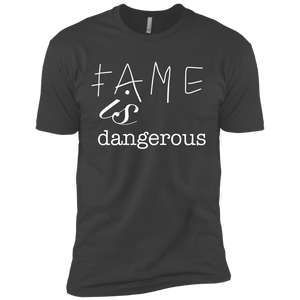 """Fame Is Dangerous"" (double-sided)"