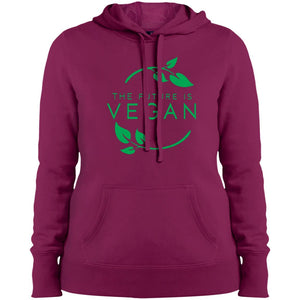 """The Future Is Vegan"" Women's Hoodie"