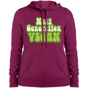 Next Generation Vegan LST254 Sport-Tek Ladies' Pullover Hooded Sweatshirt