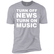 Turn Off News, Turn On Music