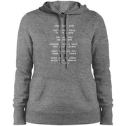 Step Over Ants  (Women's Hoodie)