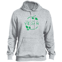 "Load image into Gallery viewer, ""The Future Is Vegan""  Men's Hoodie"