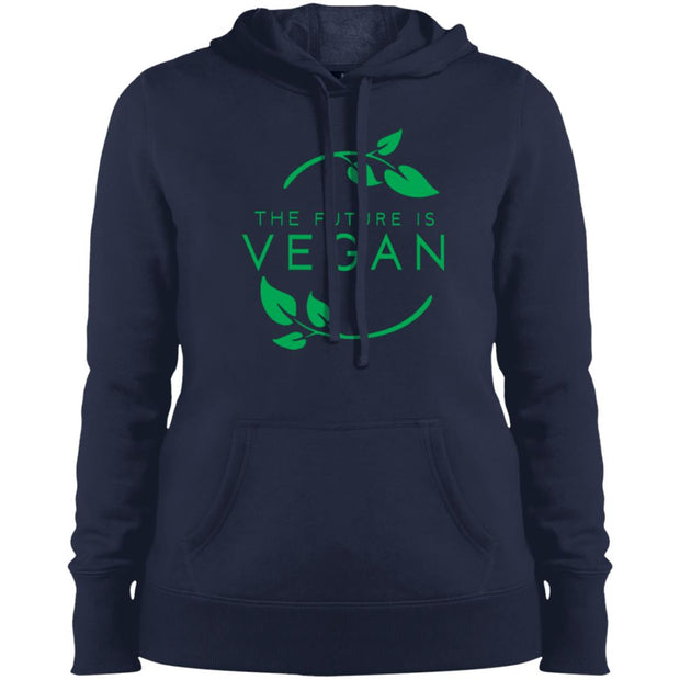The Future Is Vegan (Women's Hoodie)