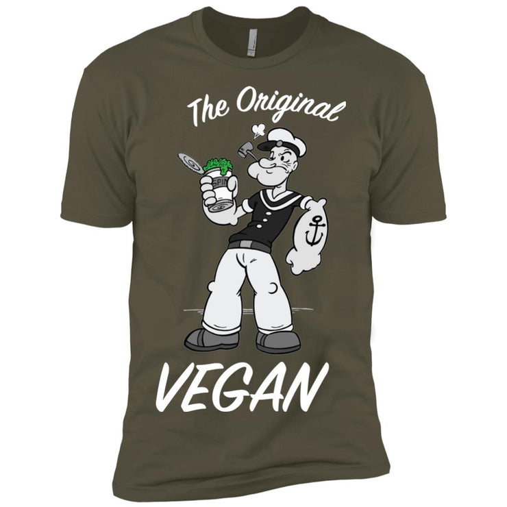 The Original Vegan