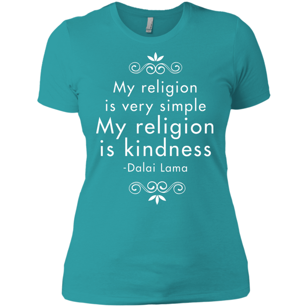 My Religion Is Kindness
