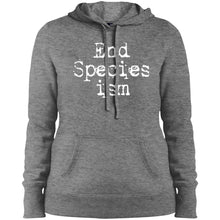 "Load image into Gallery viewer, ""End Speciesism"" Women's Hoodie"