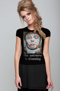 """The Universe Is Listening"""